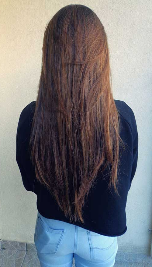 20+ Long Layered Straight Hairstyles   Hair Inspiration   Long Hair In Straight Layered For Long Hairstyles (View 2 of 25)