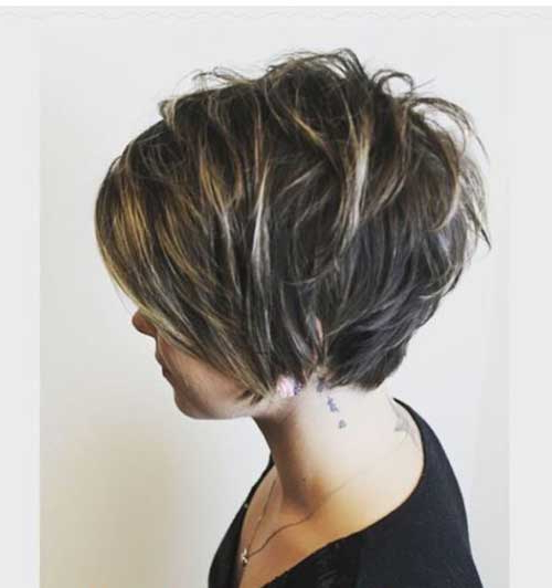 20 Longer Pixie Cuts Inside Long Elfin Hairstyles (View 10 of 25)