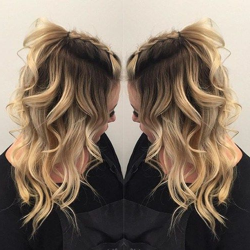 Featured Photo of Long Hairstyles For Night Out