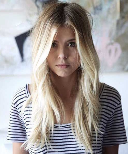 20 Luxurious Long Layered Hairstyles For Women – Hairstylecamp Intended For Straight Layered For Long Hairstyles (View 20 of 25)