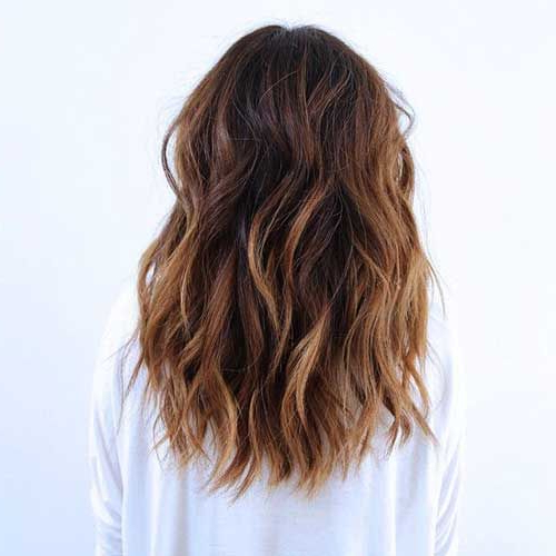 Featured Photo of Cute Medium Long Hairstyles
