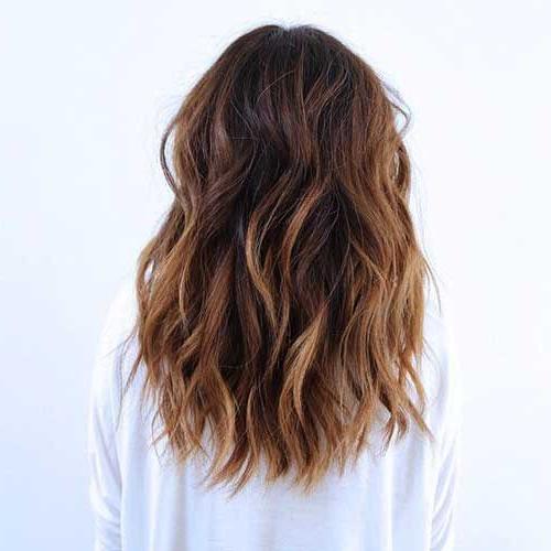 20+ Medium Long Hair Cuts | Hair | Hair Styles, Hair Styler With Medium To Long Hairstyles (View 2 of 25)