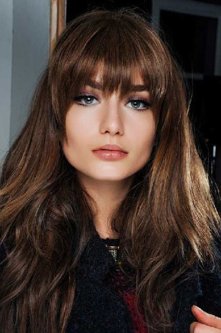 20 Mesmerizing Long Layers With Bangs For 2019 With Regard To Long Hairstyles With Bangs And Layers (View 24 of 25)