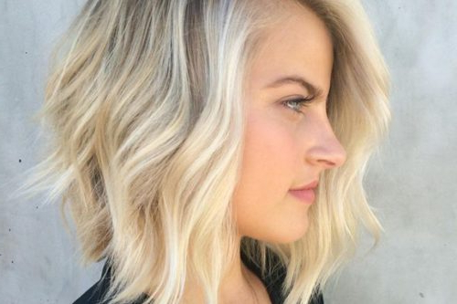 20 Most Flattering Hairstyles For Long Faces In 2019 With Hairstyles For Long Faces And Big Noses (View 10 of 25)