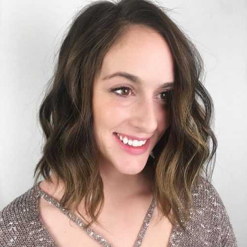 20 Most Flattering Hairstyles For Long Faces In 2019 With Hairstyles For Long Thin Face (View 3 of 25)