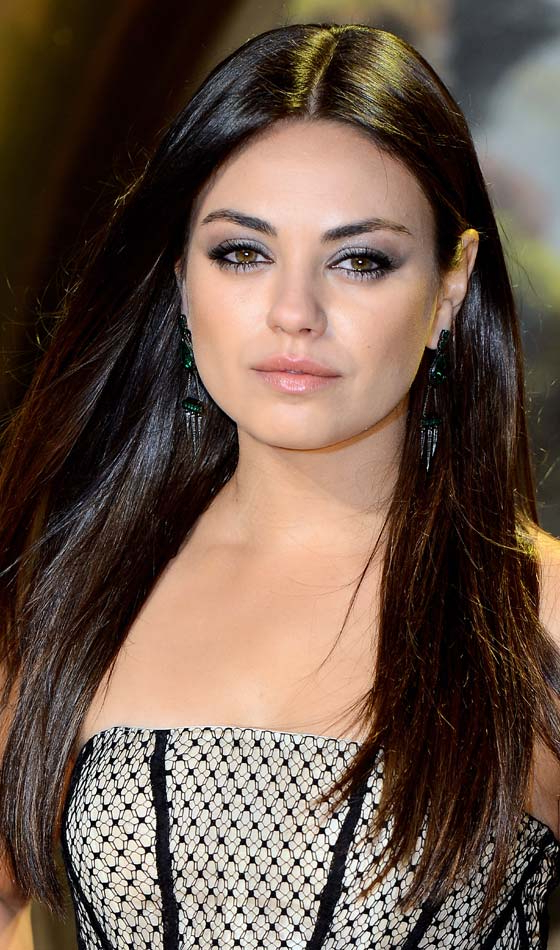 20 Most Flattering Hairstyles For Round Faces Inside Long Haircuts Round Face (View 14 of 25)