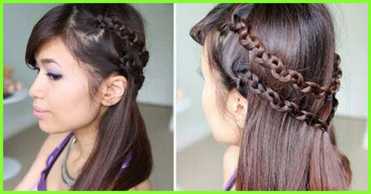 20 Popular Prom Hairstyles For Girls With Medium Length Hair Intended For Long Hairstyles For Balls (View 14 of 25)