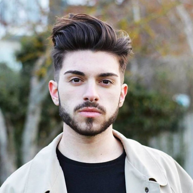 20+ Quiff Haircut Ideas, Designs | Hairstyles | Design Trends Pertaining To Hairstyles Quiff Long Hair (View 19 of 25)