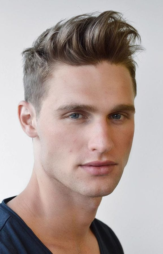 20 Selected Hairstyles For Men With Big Foreheads For Long Hairstyles Big Foreheads (View 21 of 25)
