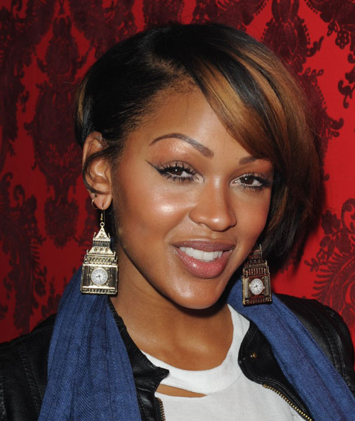 20 Sexy Meagan Good Short Hairstyles – Cool & Trendy Short With Meagan Good Long Hairstyles (View 16 of 25)