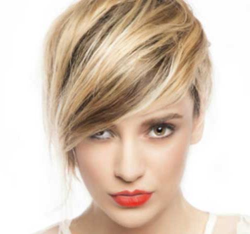20 Short Hair With Fringe Regarding Short Fringe Long Hairstyles (View 17 of 25)