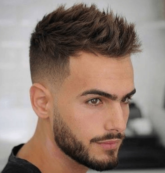 20+ Stylish Hairstyles For Men With Round Faces (2019 Update) Inside Long Hairstyles For Round Face Man (View 6 of 25)