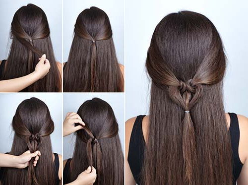 20 Terrific Hairstyles For Long Thin Hair Within Cute Hairstyles For Long Thin Hair (View 8 of 25)