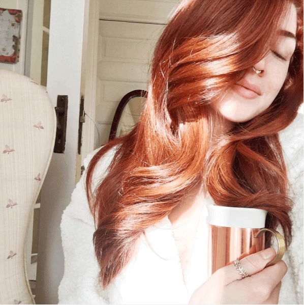 20 Top Ginger Hair Colour Ideas To Try Now | All Things Hair Uk Regarding Long Hairstyles Redheads (View 13 of 25)