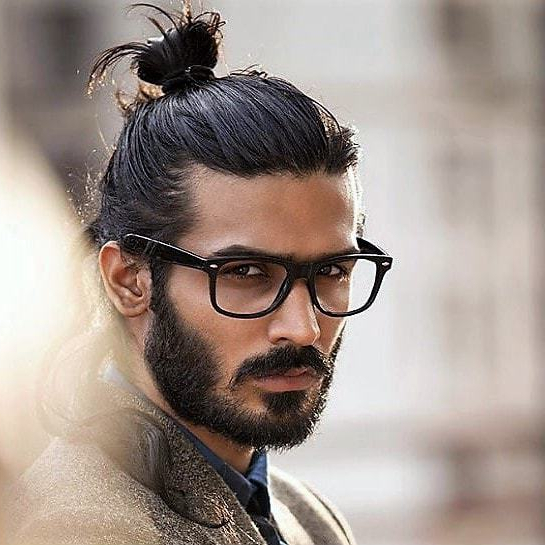 20 Top Knot Hairstyles For Men Regarding Long Hairstyles Knot (View 14 of 25)