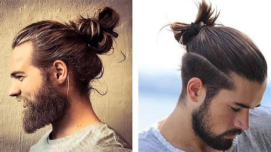 Featured Photo of Long Hairstyles Knot