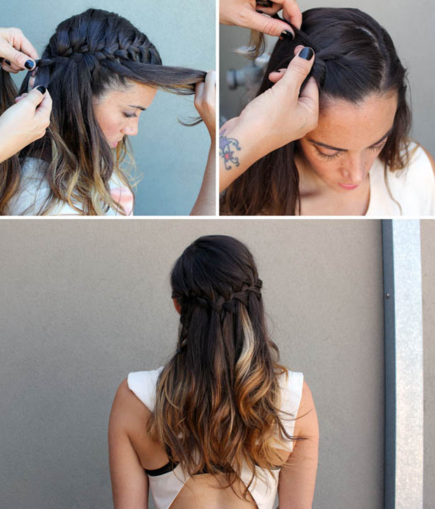 20 Tutorials For Gorgeous Hairstyles For Special Occasion – Style With Long Hairstyles For Special Occasions (View 12 of 25)