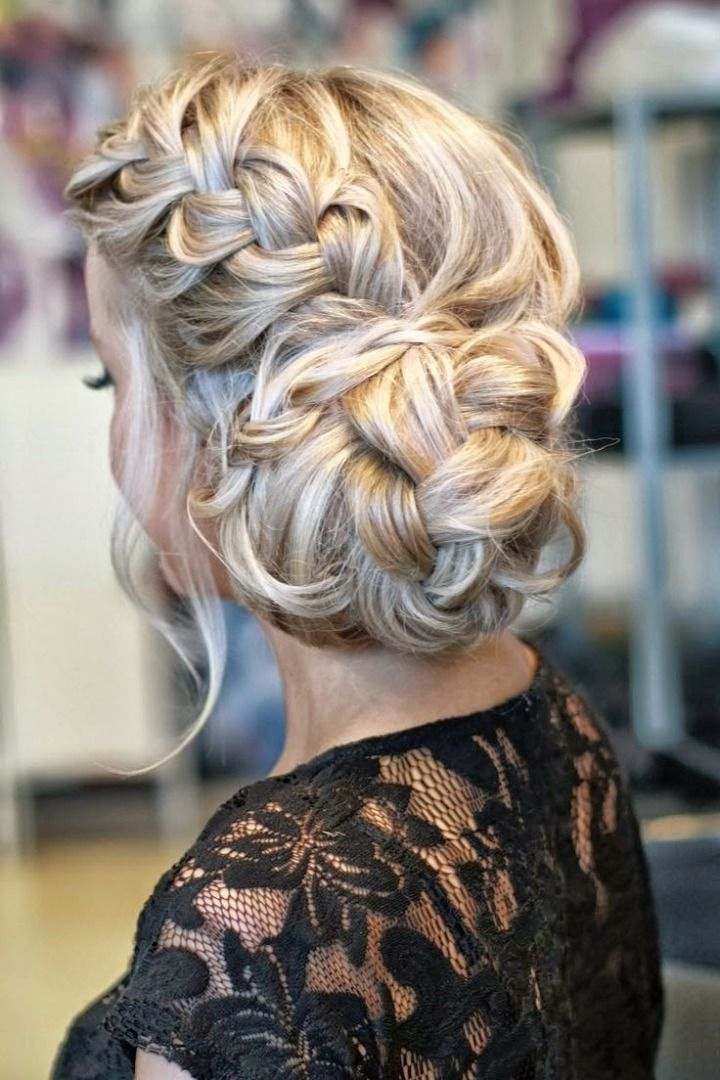 2015 Prom Hairstyles – Braided Prom Hair Ideas Throughout Blooming French Braid Prom Hairstyles (View 9 of 25)