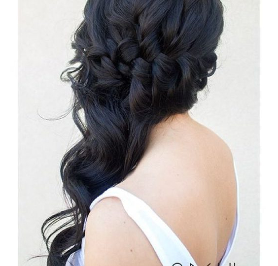 2016 Braided Prom Hair Ideas – Fashion Trend Seeker Throughout Blooming French Braid Prom Hairstyles (View 6 of 25)