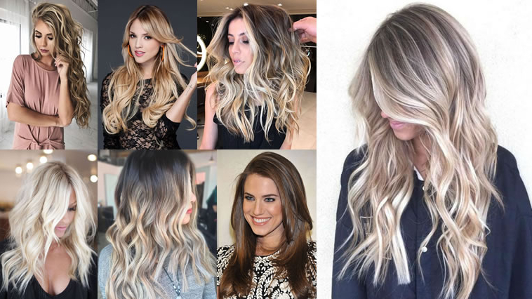 2018 Balayage Hairstyles For Long Hair – Balayage Hair Ideas Inside Long Hairstyles Balayage (View 19 of 25)