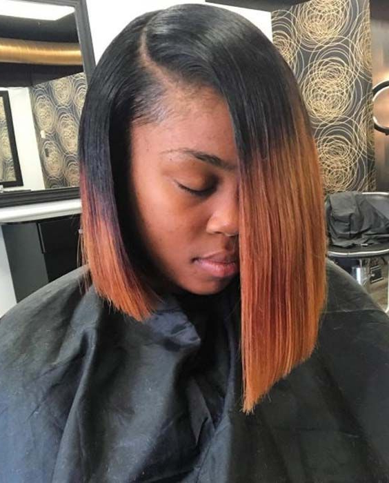 2018 Dope Hairstyles For Quick Hair Growth | Hair ?? | Hair Styles With Long Bob Hairstyles With Weave (View 25 of 25)