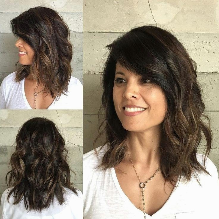 2018 Popular Long Haircuts Thick Hair For Lob Hairstyles For Thick With Long Haircuts For Thick Hair (View 21 of 25)