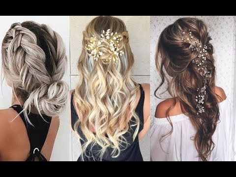 2018 Prom Hair Trends And Hairstyle Tutorials – Youtube In Prom Long Hairstyles (View 25 of 25)