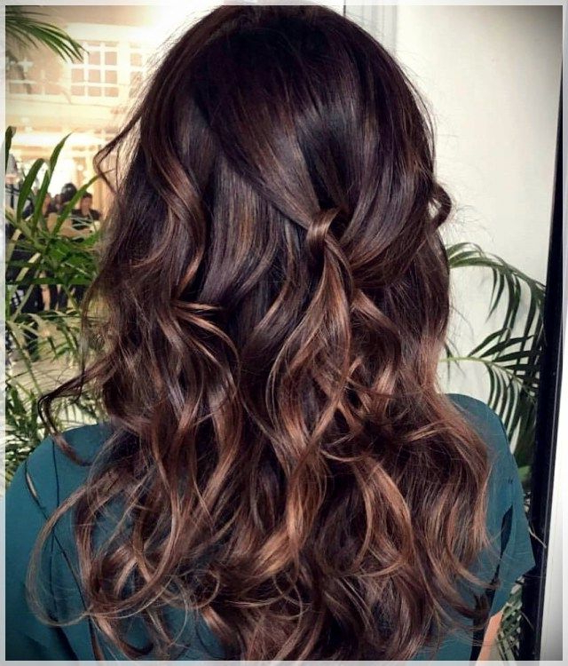 2019 Brown Hair: Colors, Cuts And Shades For Brown Hair | Autumn Inside Long Hair Colors And Cuts (View 21 of 25)