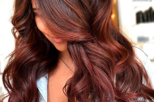 2019's Best Hair Color Ideas Are Right Here In Long Hairstyles And Color (View 19 of 25)