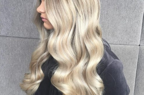 2019's Best Hair Color Ideas Are Right Here Throughout Long Blonde Hair Colors (View 6 of 25)