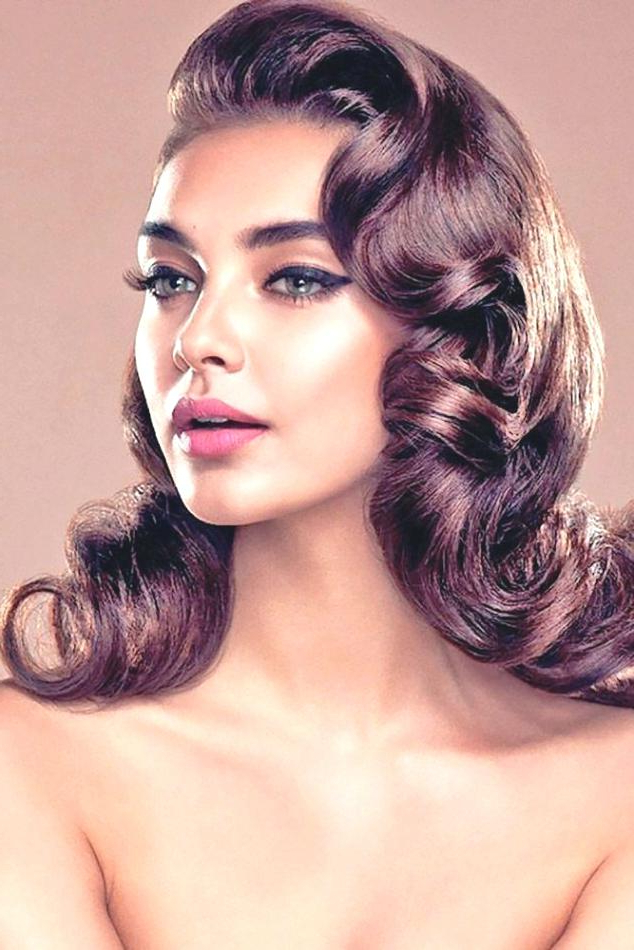 20S Hairstyles For Long Hair (72+ Images In Collection) Page 2 Within 20S Long Hairstyles (View 11 of 25)