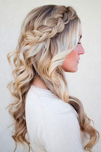 21 Best Ideas Of Formal Hairstyles For Long Hair 2019 | Lovehairstyles Inside Long Hairstyles Evening (View 4 of 25)