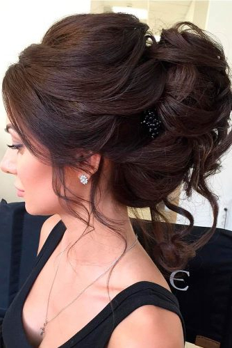 21 Best Ideas Of Formal Hairstyles For Long Hair 2019 | Lovehairstyles Pertaining To Long Hairstyles Evening (View 10 of 25)