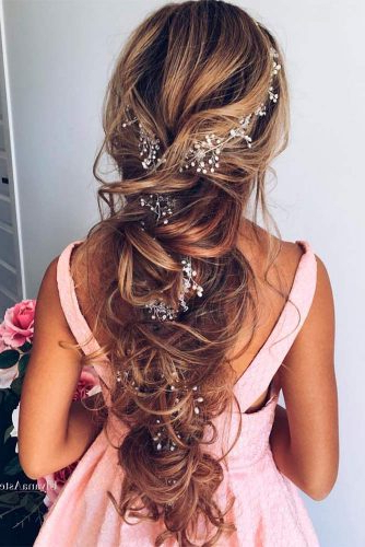 21 Best Ideas Of Formal Hairstyles For Long Hair 2019 | Lovehairstyles Throughout Long Hairstyles Evening (View 3 of 25)
