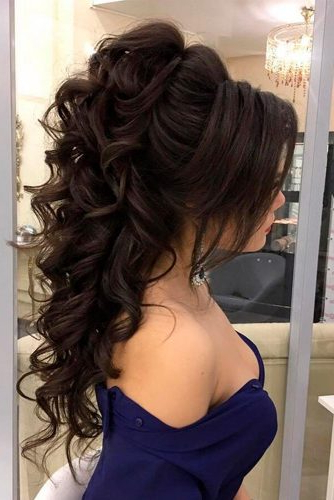21 Best Ideas Of Formal Hairstyles For Long Hair 2019 | Lovehairstyles Throughout Long Hairstyles For A Ball (View 15 of 25)