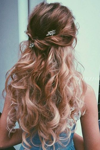 21 Best Ideas Of Formal Hairstyles For Long Hair 2019 | Lovehairstyles With Regard To Wavy Prom Hairstyles (View 4 of 25)