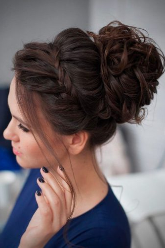 21 Best Ideas Of Formal Hairstyles For Long Hair 2019 | Lovehairstyles Within Long Hairstyles Hair Up (View 18 of 25)
