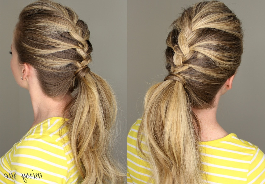 21 Braids For Long Hair With Stepstep Tutorials! Intended For Braids For Long Thick Hair (View 11 of 25)