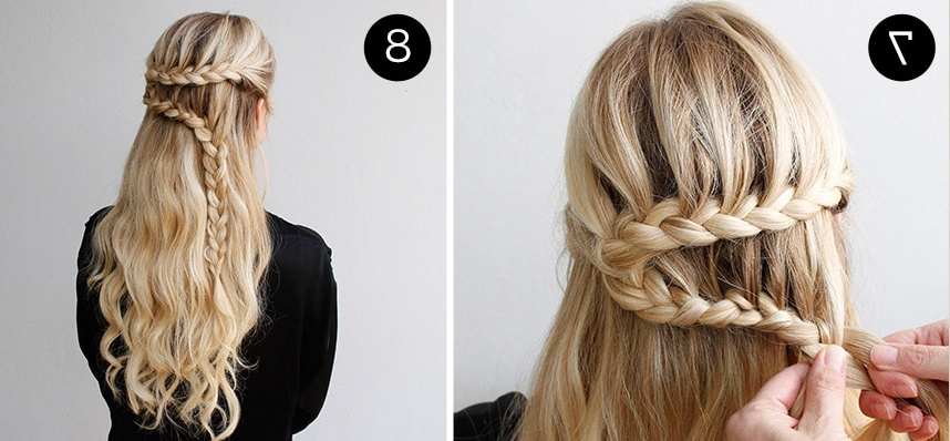 21 Braids For Long Hair With Stepstep Tutorials! With Braids For Long Thick Hair (View 14 of 25)