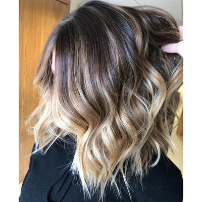 21 Bronde Hair Color Ideas That Are Flattering On Everyone | Allure Pertaining To Long Hairstyles With Color (View 22 of 25)