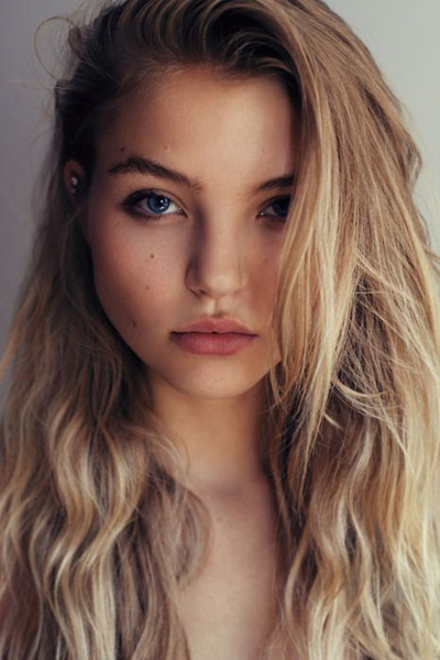 21 Cute Haircuts For Round Faces Pertaining To Cute Long Hairstyles For Round Faces (View 8 of 25)