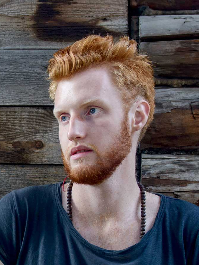 21 Eye Catching Red Hair Men's Hairstyles (Ginger Hairstyles) With Regard To Long Hairstyles Redheads (View 21 of 25)