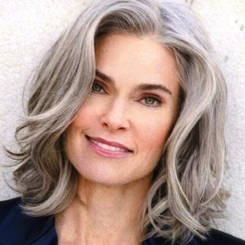 21 Flattering Long Hairstyles For Women Over 50 To Try Instantly Regarding Long Hairstyles Women Over (View 23 of 25)