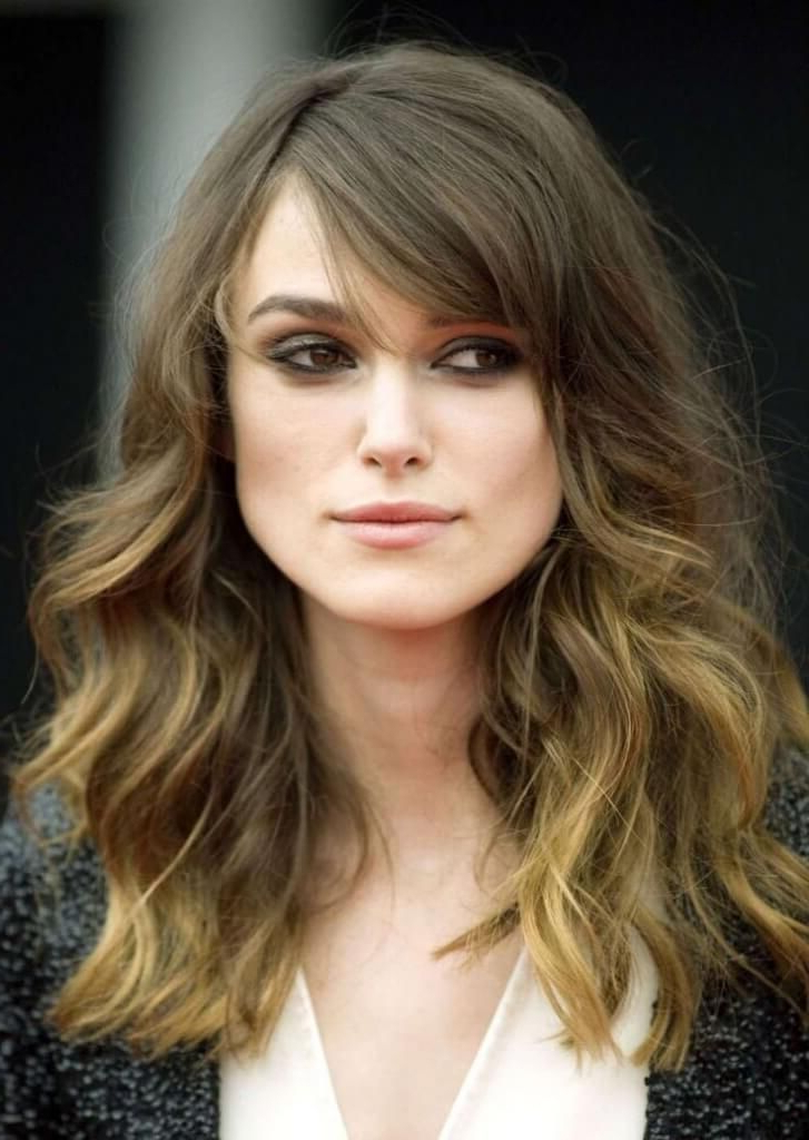 Featured Photo of Long Haircuts For Square Faces