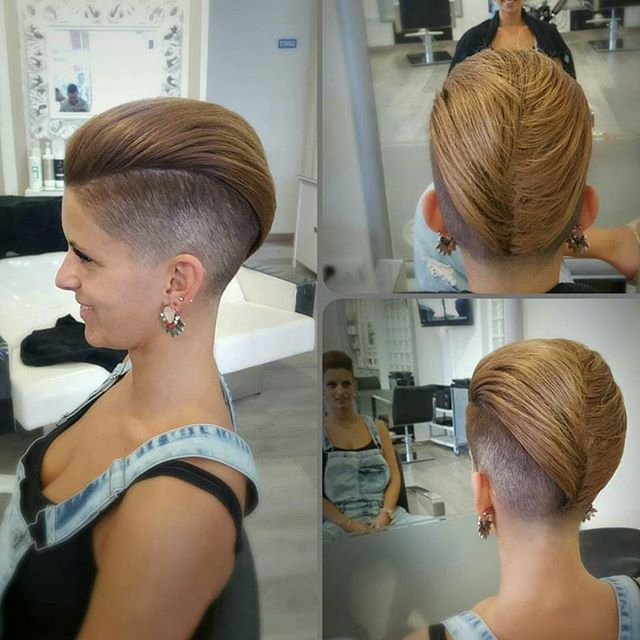 21 Incredibly Trendy Pixie Cut Ideas: Easy Short Hairstyles Intended For Shaved Side Prom Hairstyles (View 14 of 25)