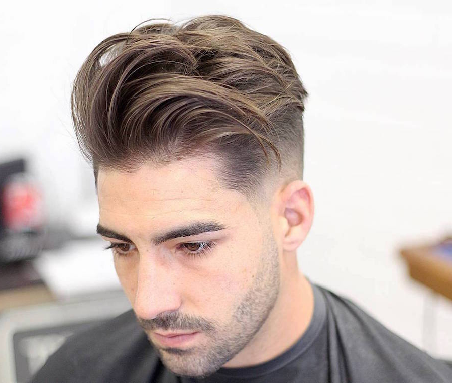 21 Medium Length Hairstyles For Men Pertaining To Medium Long Hairstyles For Men (View 12 of 25)