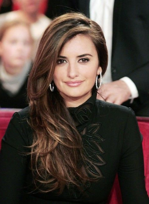 Featured Photo of Long Hairstyles Side Part