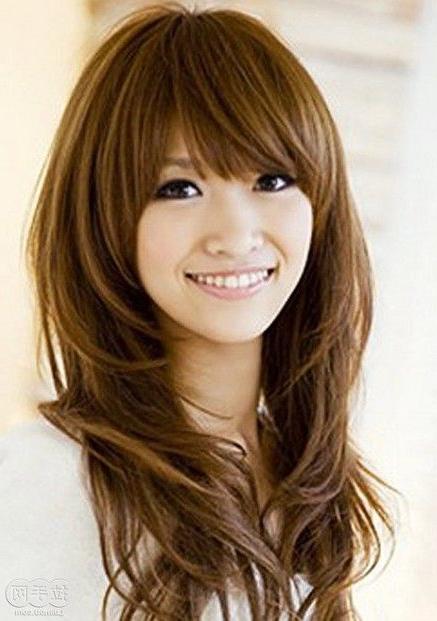 21 Popular Cute Long Hairstyles For Women | Hair | Hair, Long Hair Pertaining To Japanese Long Haircuts (View 4 of 25)