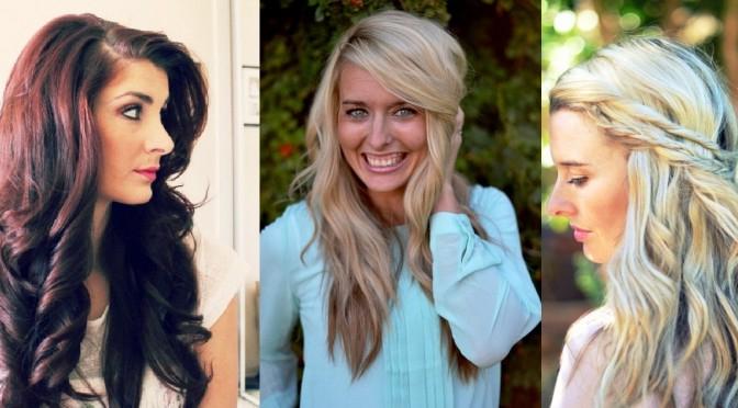 21 Quick & Easy Diy Hairstyles Tutorials For Medium & Long Hair Intended For Long Hairstyles Diy (View 17 of 25)