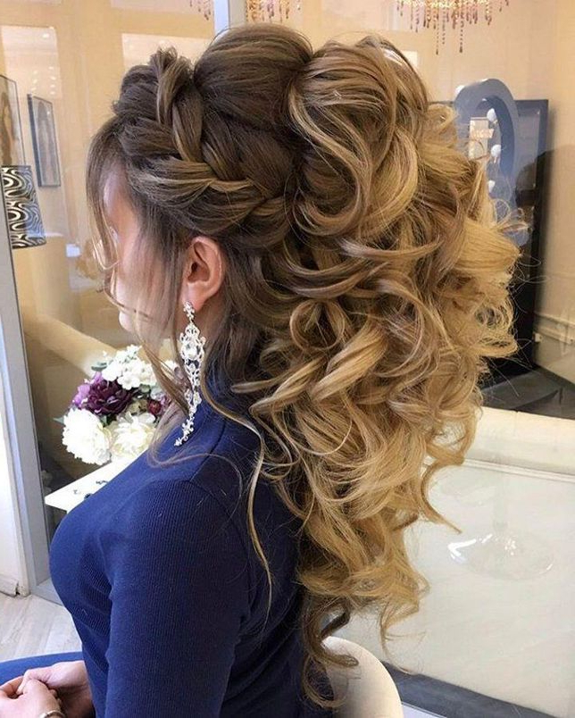 21 Quinceanera Hairstyles For Long Hair | Hairstyles Ideas With Long Quinceanera Hairstyles (View 10 of 25)